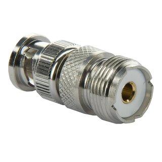 -adapter Bnc Stecker Auf Pl Buchse- Handys & Kommunikation