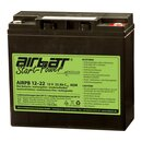AIRBATT Start-Power AIRPB 12-22 12V 22Ah C20 AGM Starter-...